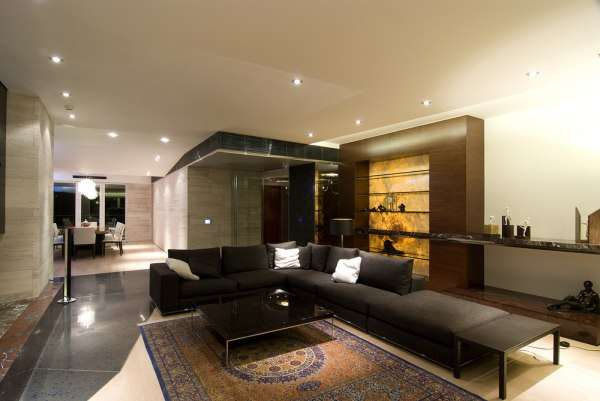 Light fixture magic gallery 1 for Living room recessed lighting